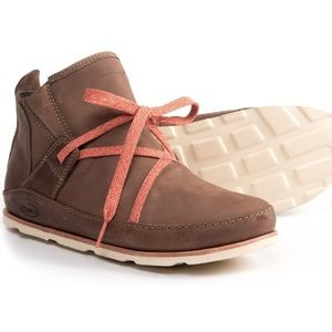 NEW Chaco Harper Mid Ankle Boots Leather